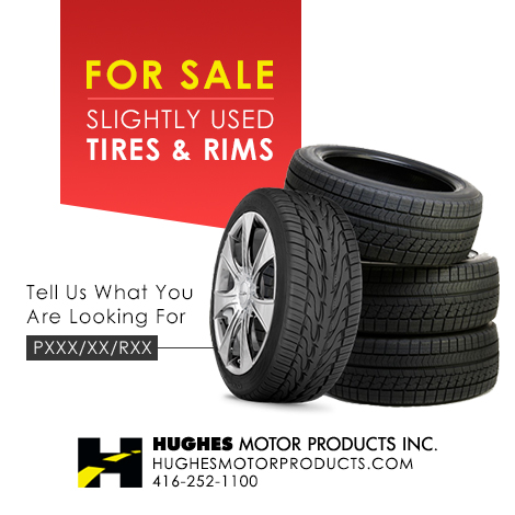 <b>NEED SNOW TIRES? WE HAVE LOTS.